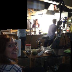 Calphalon Video Production Shoot May 2013