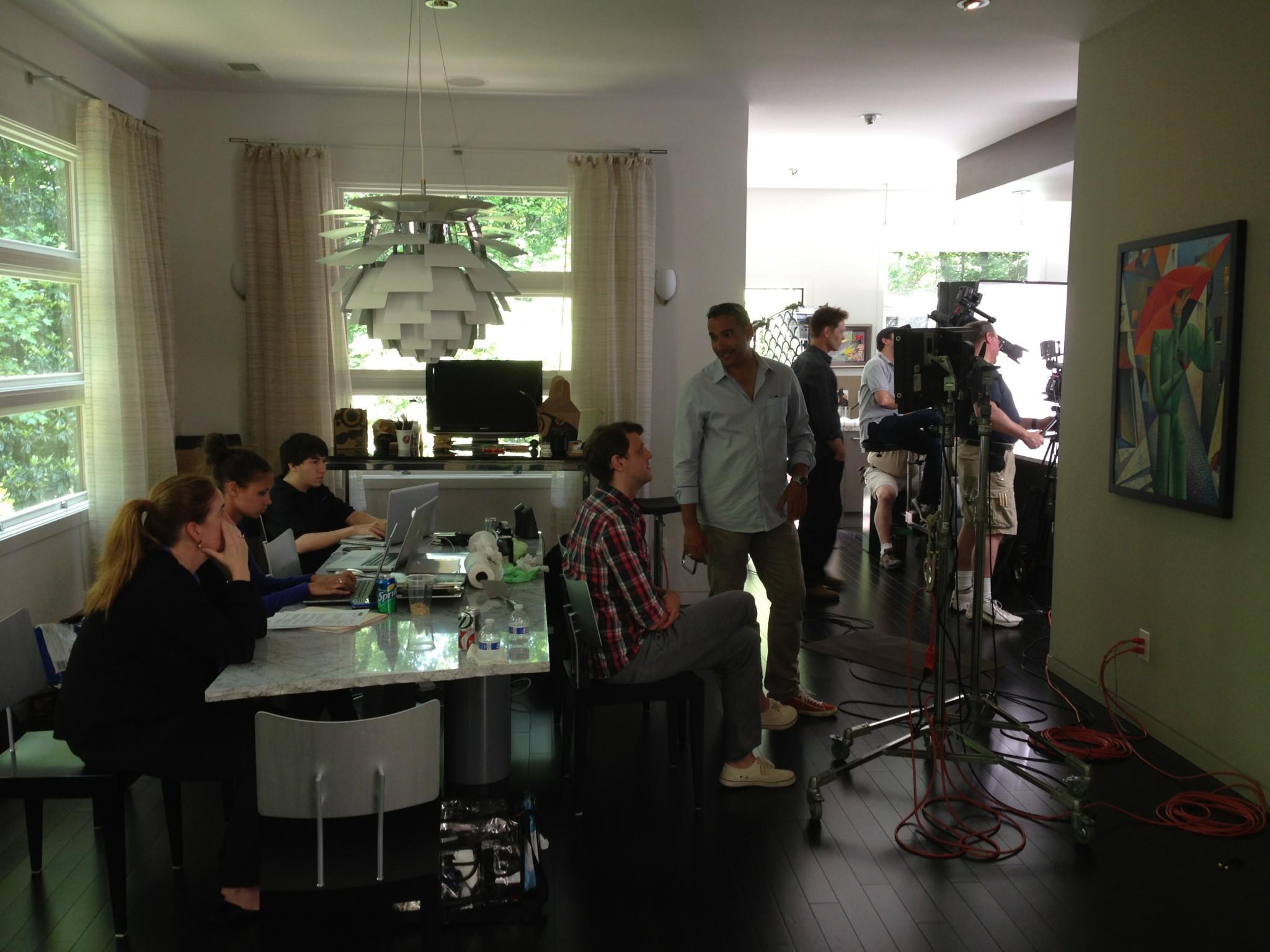 Calphalon Promo Video Shoot