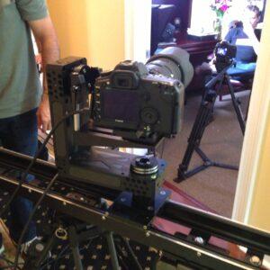 The Camera rig
