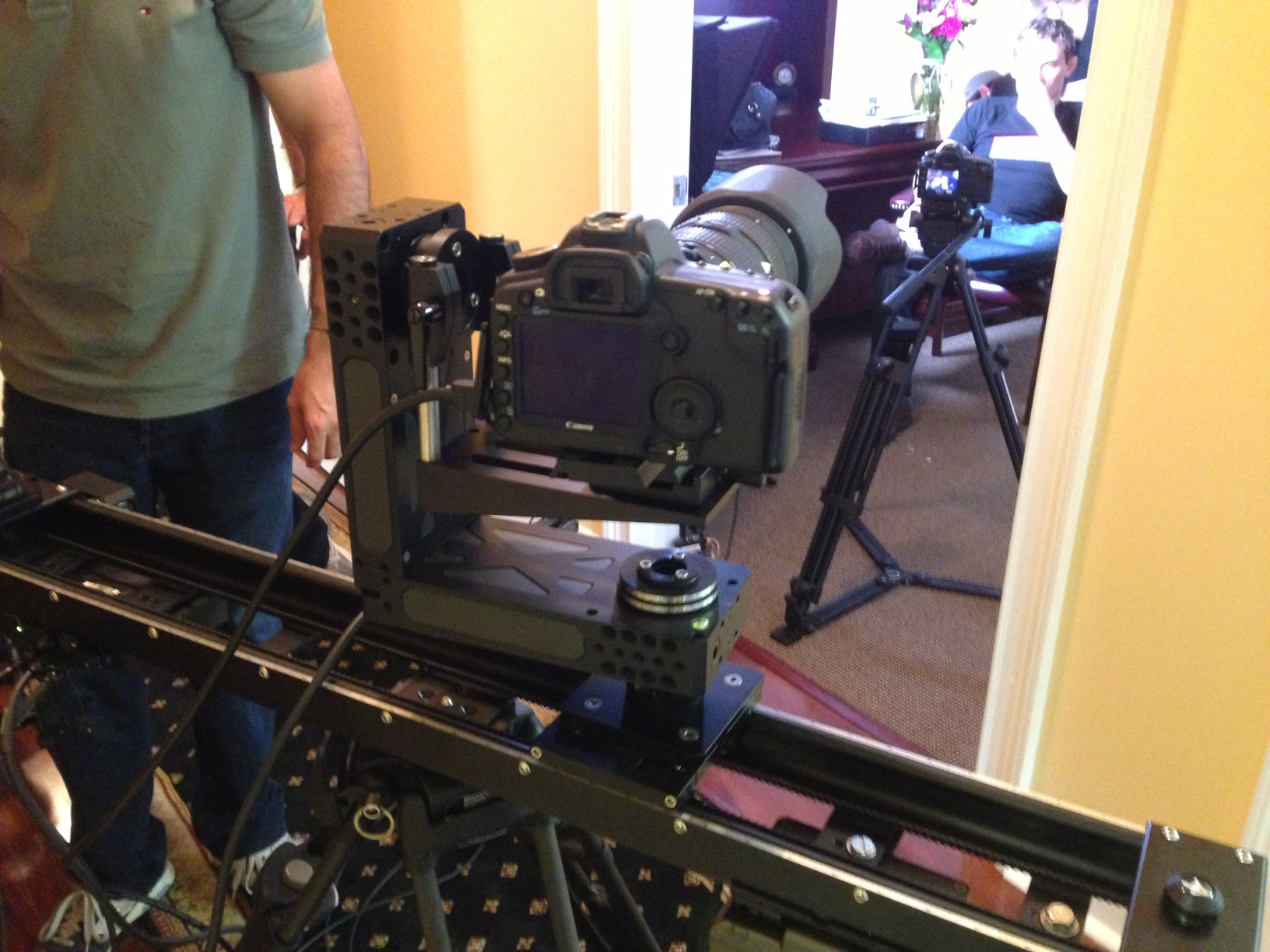The Camera rig