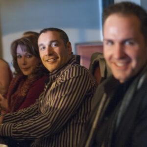 Brad, Matthew, Suzanne