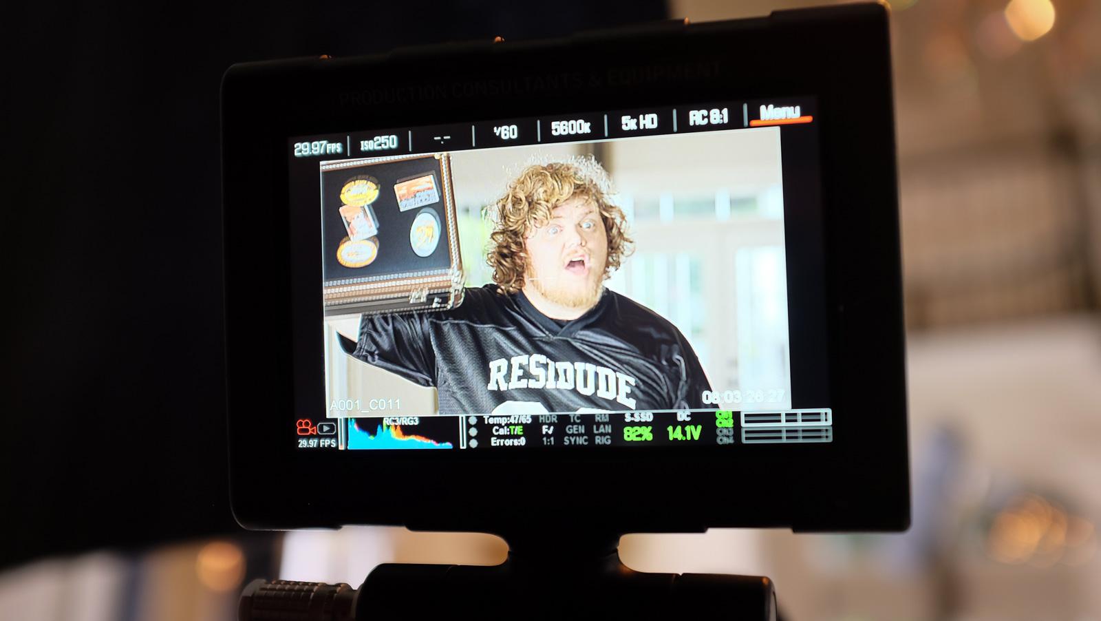 Zerorez Video Production Shoot 05