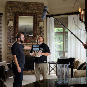 Zerorez Video Production Shoot 06