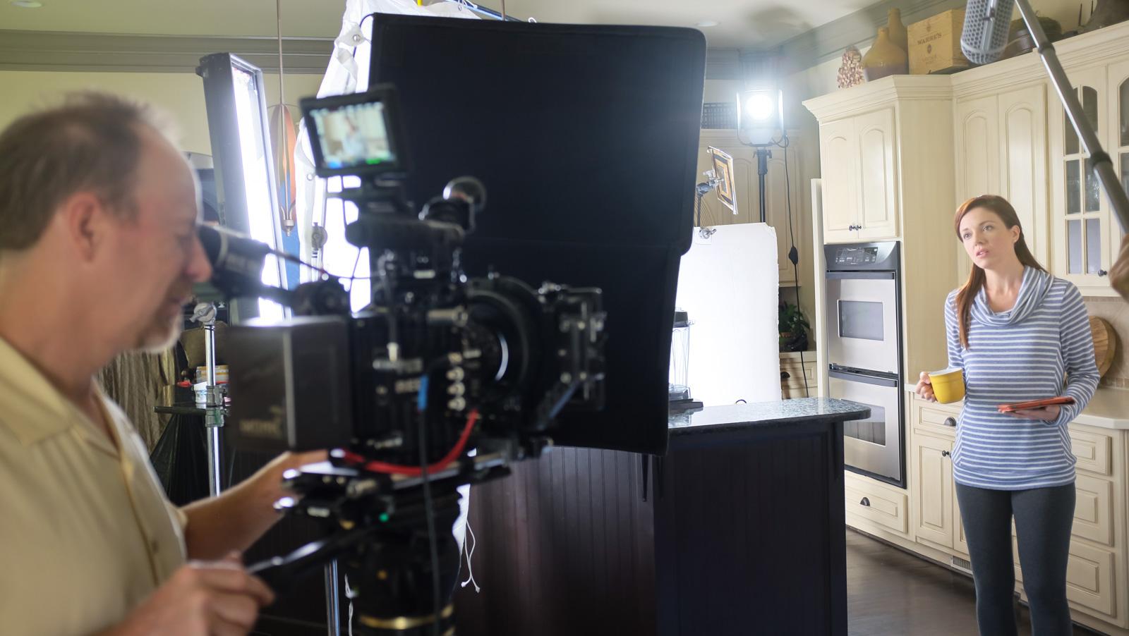 Zerorez Video Production Shoot 07