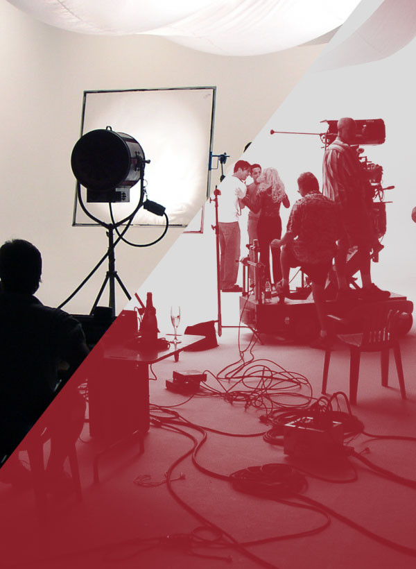Video production lighting and equipment