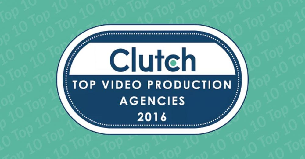 The DVI Group named a 2016 top video production agencies by Clutch.