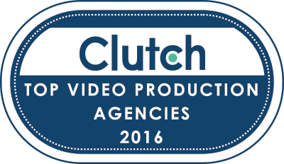 Video production company reviews by Clutch