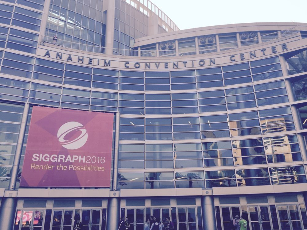 Siggraph 2016: It was all about Virtual Reality