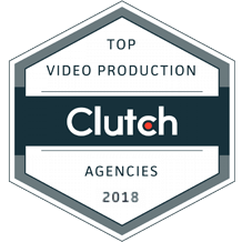 2018 Top Video Production Agency - Clutch
