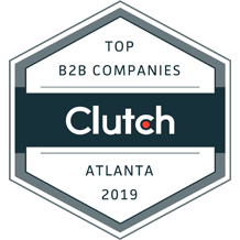 Top B2B Company in Atlanta 2019 - Creative