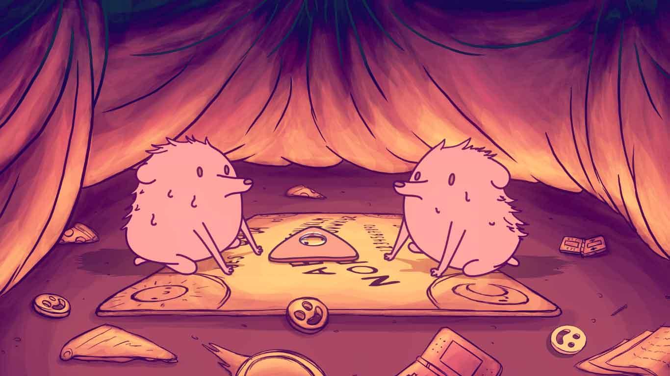 Ouija Animated Short Film