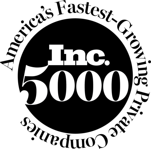 Inc 5000 America's Fastest-Growing Private Companies