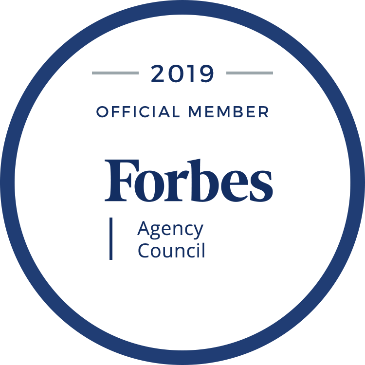 2019 Forbes Agency Council 2019 Official Member