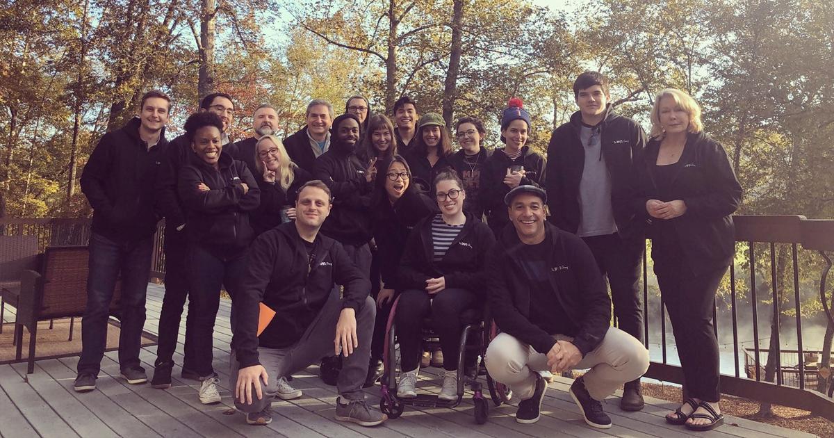 Tis the Season to Gather - The DVI Group Team