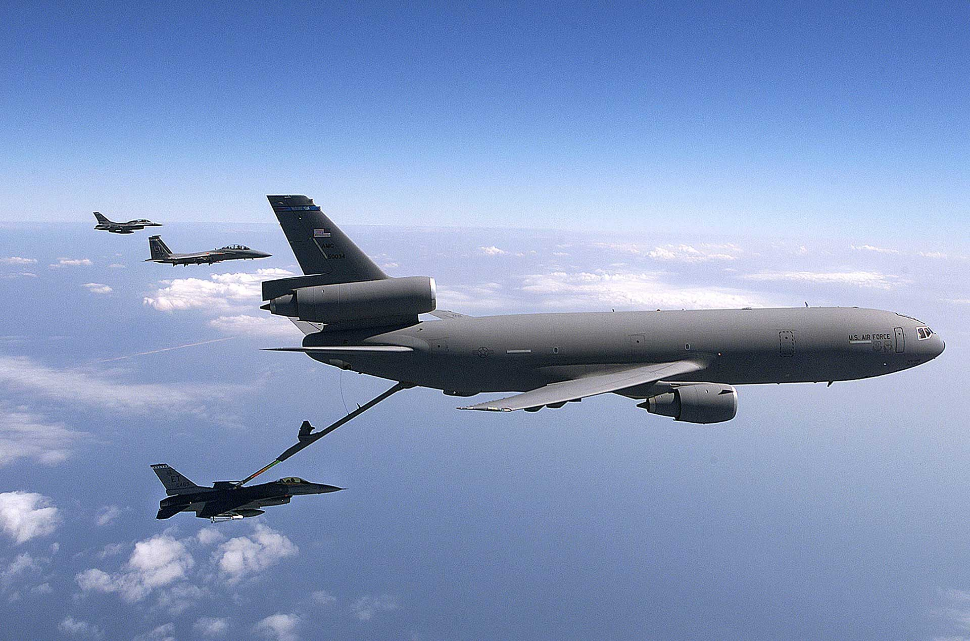 Air Force KC-10 Aviation Video Training System
