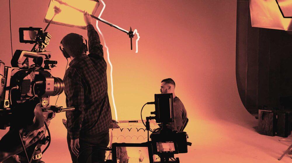 Sound Designer on Set