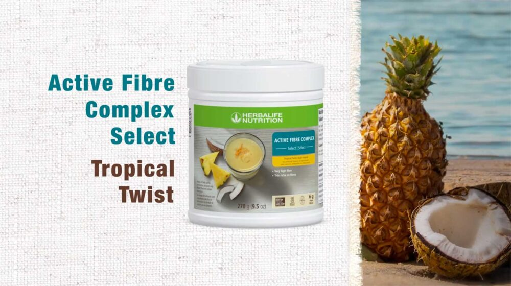 Herbalife Nutrition - Active Fiber Complex Select: Product Commercial