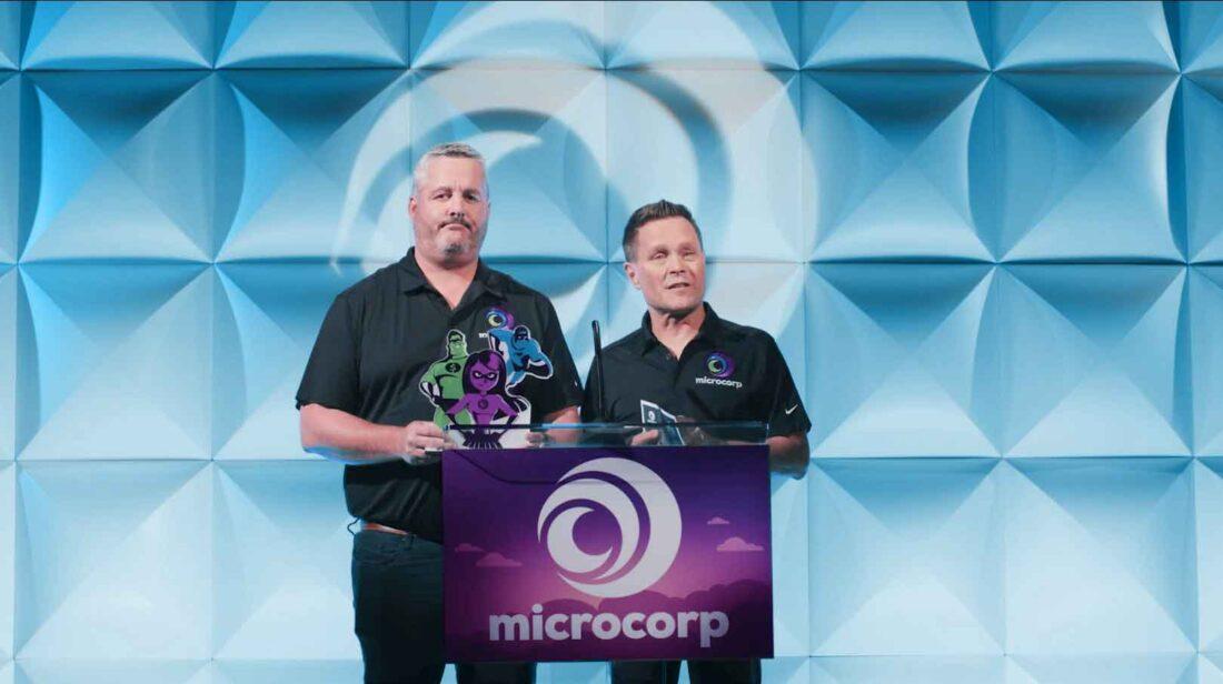 Microcorp Virtual Event - Video
