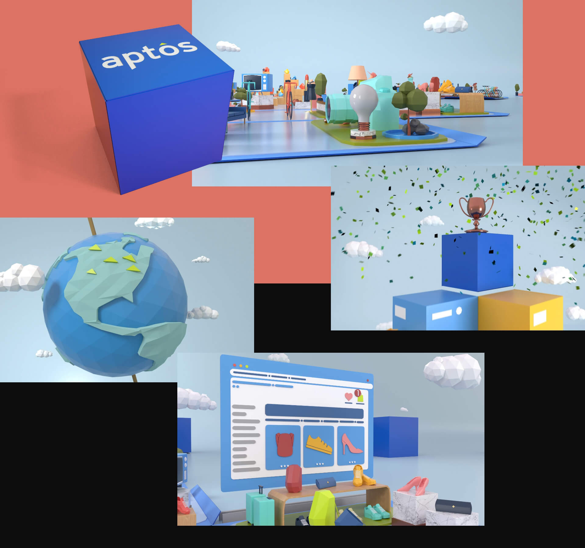 Aptos Corporate Overview Video Highlights