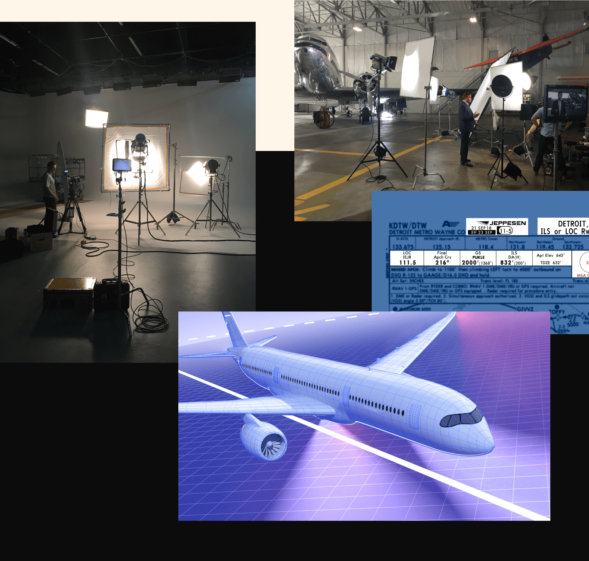 Delta eBrief Case Study Screenshots