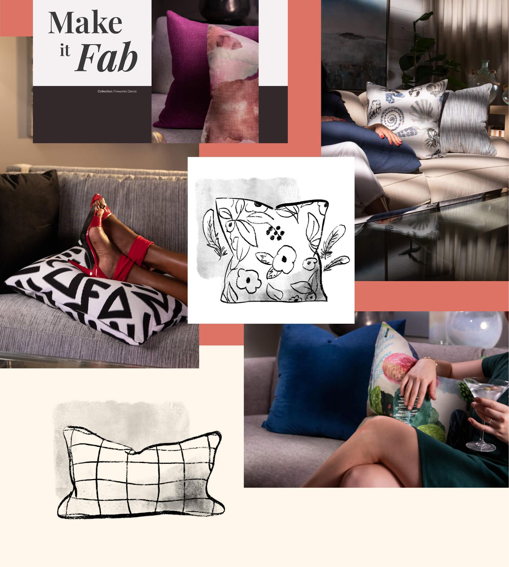 Fluff Pillows Case Study Highlight