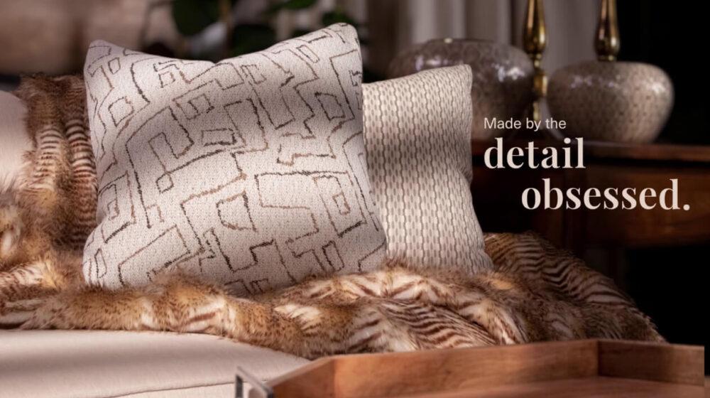 Fluff Pillows - Brand Spot