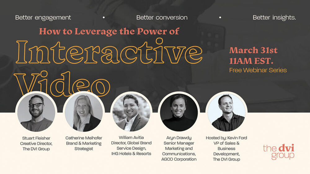 uide to Interactive Video: Our Upcoming Webinar