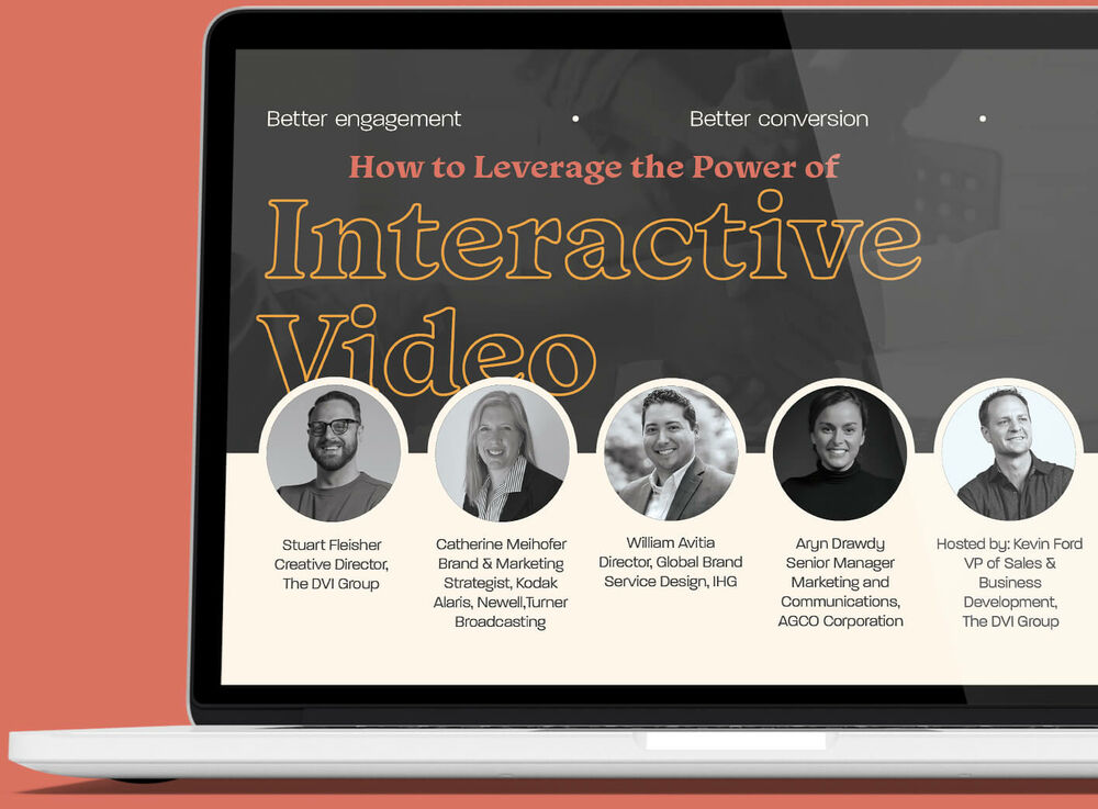 Get our free on-demand Interactive Video Webinar