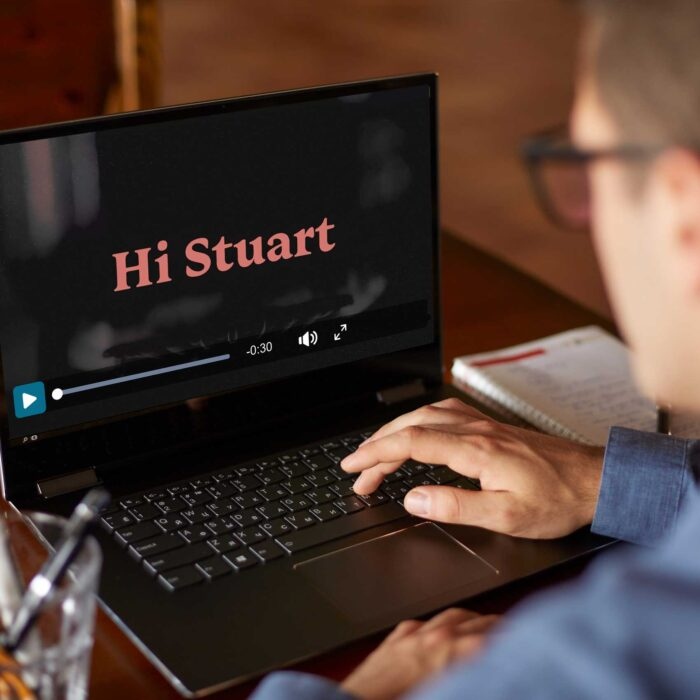 Personalized Communications Video Production